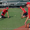 Thursday practice session prior to the NCAA Regional game against Mercer on Friday, May 31, 2019 - Foley Field, Athens, GA