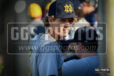 Notre Dame vs. Proctor Varsity Baseball