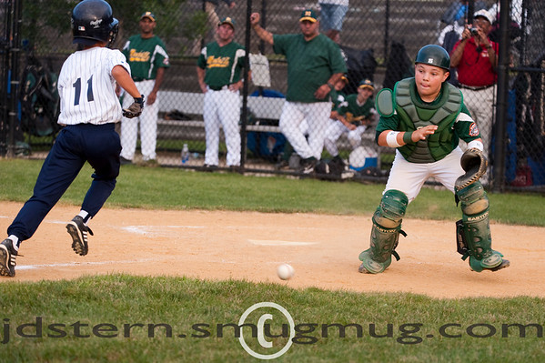 All-Stars State Tournament vs Montville 07.09.2009