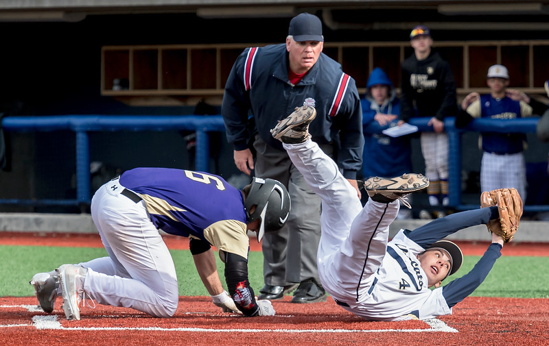 Christian Brothers Academy vs West Genesee - Baseball - Apr 22, 2017