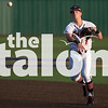 The Eagles baseball team competes in  Regional Finals  at Corsicana High School  in Corsicana, Texas, on May 31, 2018.  (Andrew Fritz / The Talon News)