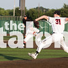 The Eagles baseball team competes in  Regional Finals  at Corsicana High School  in Corsicana, Texas, on May 31, 2018. () (Jordyn Tarrant/ The Talon News)