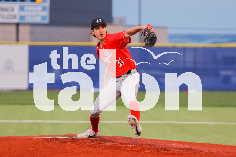 The Eagles defeat Krum in round 1 of the region 1 4A playoffs.  (The Talon News | Sloan Dial)