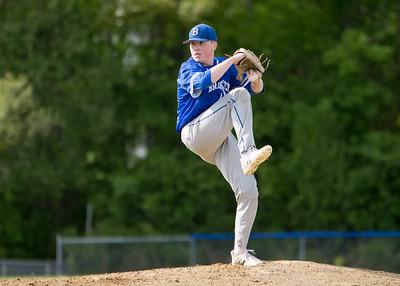 5/19/18 BHS Varsity Baseball:  Braintree vs Mansfield