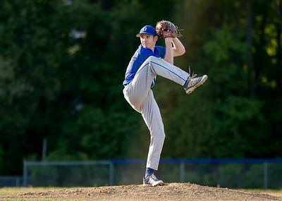 5/23/18 BHS Varsity Baseball: Senior Night