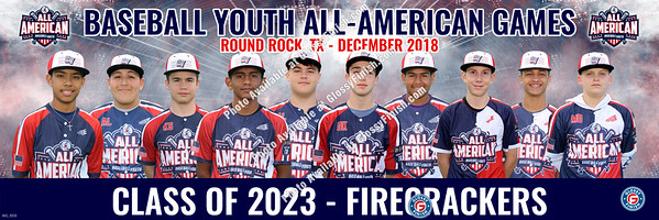 Baseball Youth All American Games - Round Rock Winter 2018