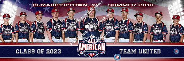 Baseball Youth All-American Games - Kentucky Summer 2018