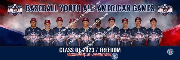 Baseball Youth All-American - Summer 2019