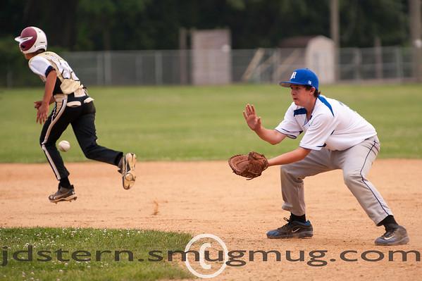 Babe Ruth Summer League 2012