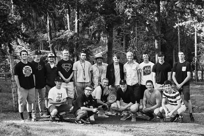 Bowmen Baseball Team Dinner-5037 bw