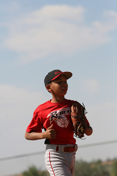Amarillo Rebels Baseball