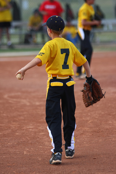 Bushland Blackhawks Baseball