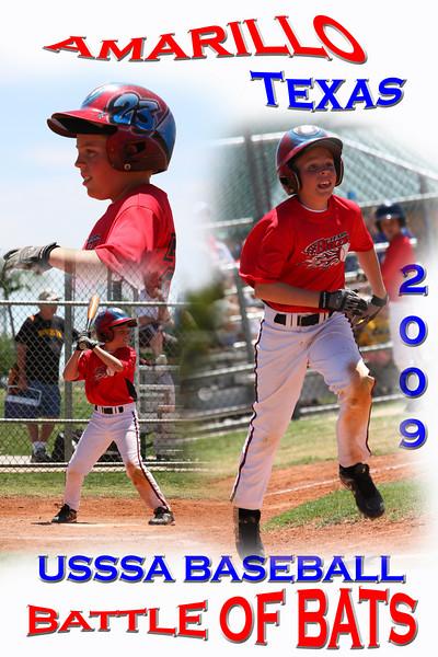 Texas Blaze Baseball