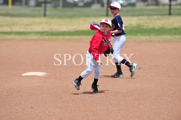 Canyon Mudcats vs Amarillo Mustangs