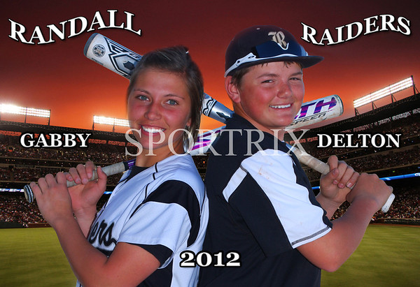 Delton and Gabby 2012