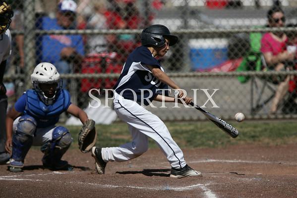 Dumas Sox vs Pampa Patriots