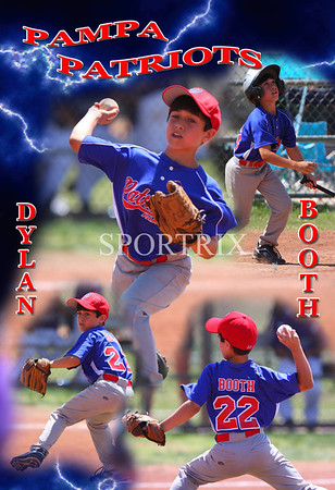 Pampa Patriots vs Dimmit Rockies