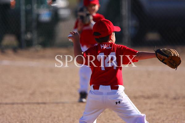 """Cardinals vs Phillies """"Bantam"""""""