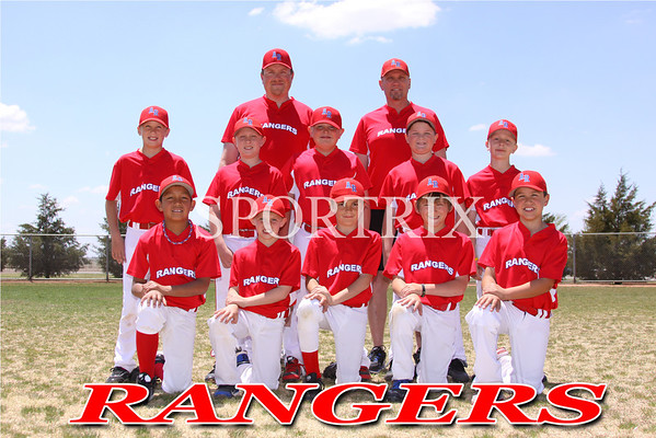 Rangers Team and Individuals 2013