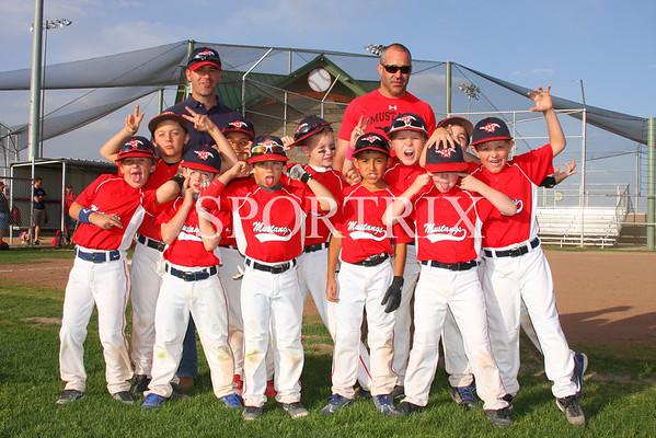Mustangs Team 2014
