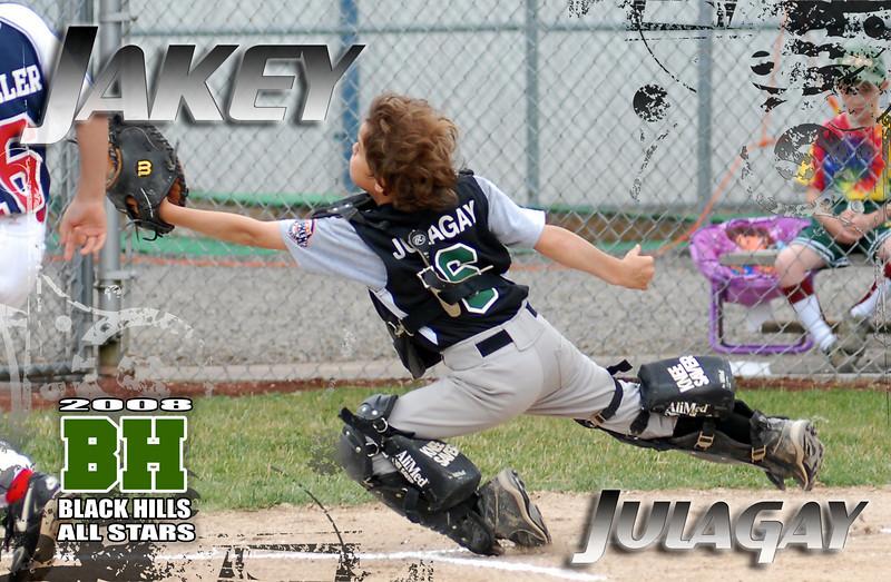 Jakey - All Stars & Baseball 2009