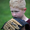 minor with glove