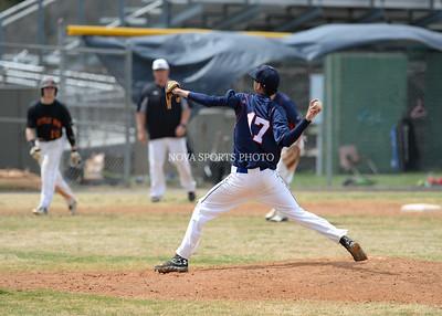 Baseball: Kettle Run vs. Park View 4.14.14