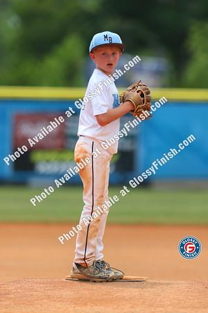 Baseball Youth Majors - North Myrtle Beach 2015