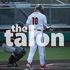 Baseball vs. Bridgeport at Argyle High School  in Argyle, Texas, on March 2, 2019. (Jordyn Tarrant / The Talon News)