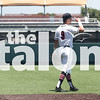 The Eagles baseball team competes in the Baseball State Semifinals at the UFCU Dish-Falk Field in Austin, Texas, on June 6, 2018. (Jordyn Tarrant / The Talon News)
