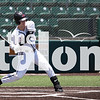 The Eagles baseball team competes in the Baseball State Semifinals at the UFCU Dish-Falk Field in Austin, Texas, on June 6, 2018. (Andrew Fritz / The Talon News)