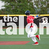 Baseball plays in round one against the Stephenville Yellowjackets at Brock High School in Brock, Texas, on April 1, 2014. (Jordyn Tarrant / The Talon News)