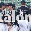 The Eagles baseball team competes in the 4A State Championship at the UFCU Dish-Falk Field in Austin, Texas, on June 7, 2018. (Jordyn Tarrant / The Talon News)