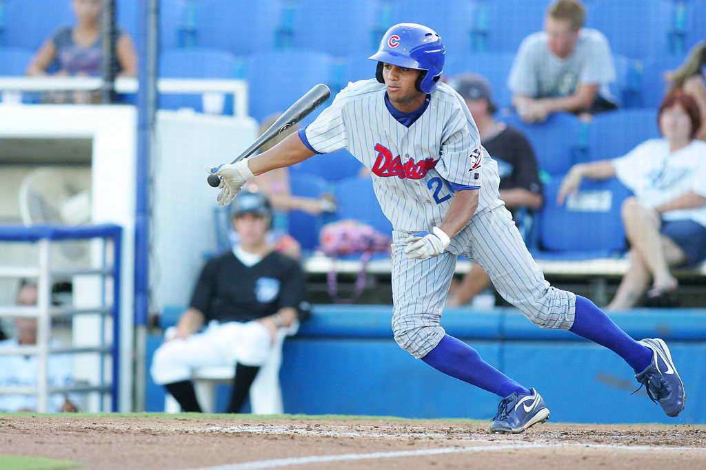 Dunedin, FL (June 24, 2010) Brooks Raley  of the Dunedin Blue Jays in action durring a regular season game against the Daytona Cubs.
