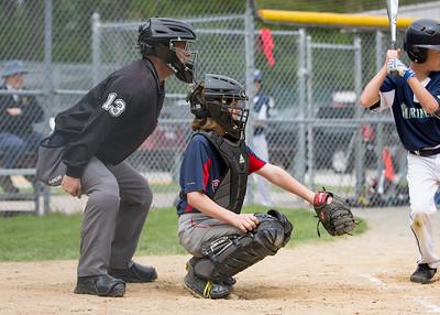 Red Sox, Minchello, Umpire