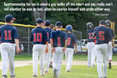 Sportsmanship 4x6