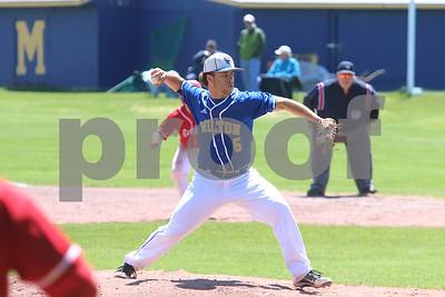 CVU at Milton Baseball 5/23/15