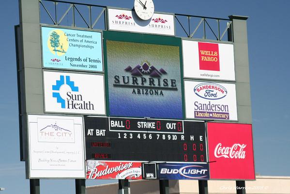 Chicago White Sox vs. KC Royals 2008