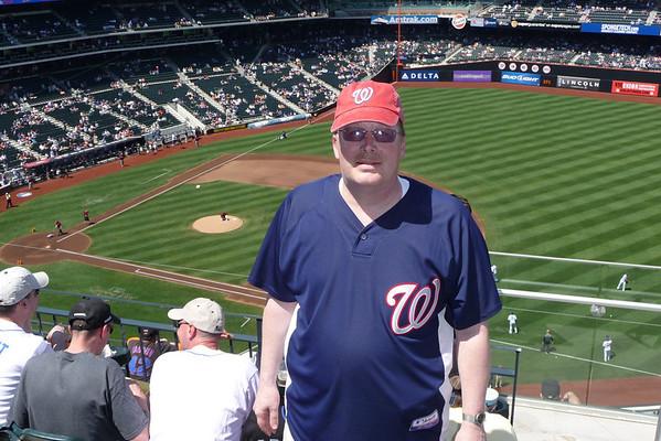 Citi Field: April 25, 2009: Nats at Mets