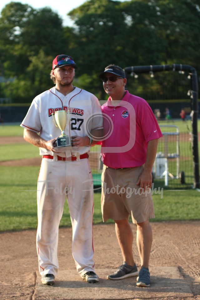Wednesday July 13, 2016 Worcester, Massachusetts; at the Futures All-Star game which was won by the East Division by a score of 4-3.