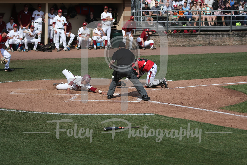 Boston College catcher Gian Martellini (2)