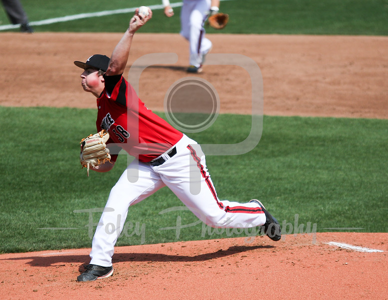 Louisville pitcher Brendan McKay (38)