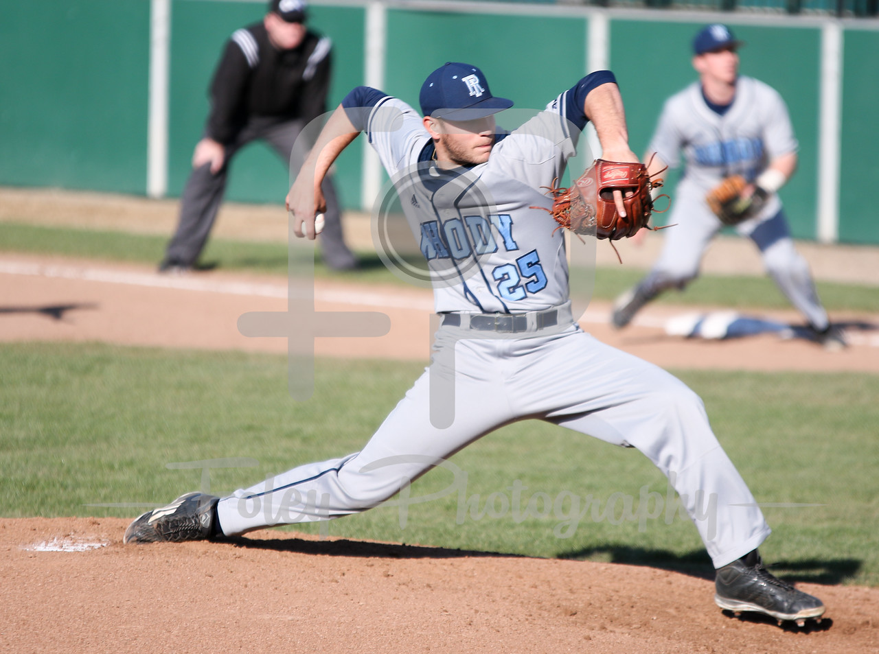 Worcester, MA: Holy Cross defeated Rhode Island 5-3 in nonconference action on April 13th.