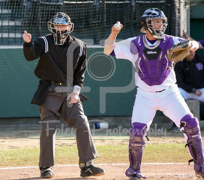 Umpire Will Bowers