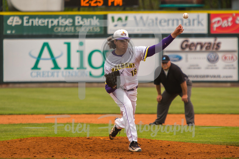 Albany Great Danes Jack McClure (18)
