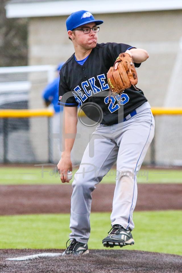 Becker College Hawks Michael Martinez (25)