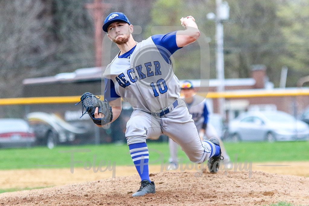 Becker College Hawks Tanyon Ventres (10)