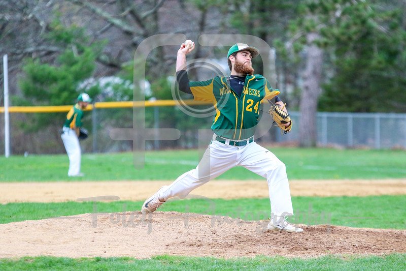 Southern Vermont Mountaineers Dylan Angelo (24)