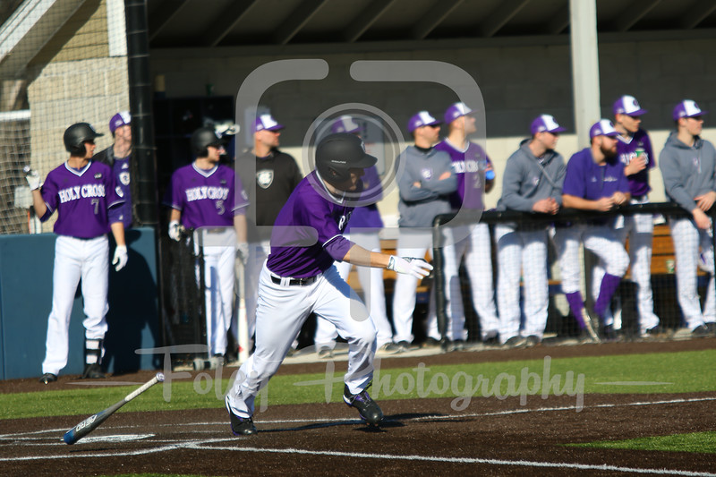 Holy Cross infielder Chris Rinaldi (2)
