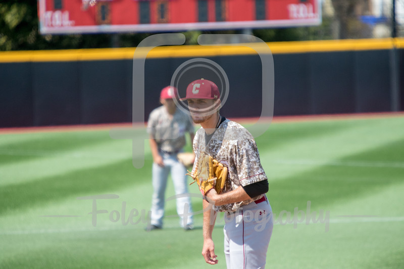 College of Charleston pitcher Jakob Frishmuth (32)